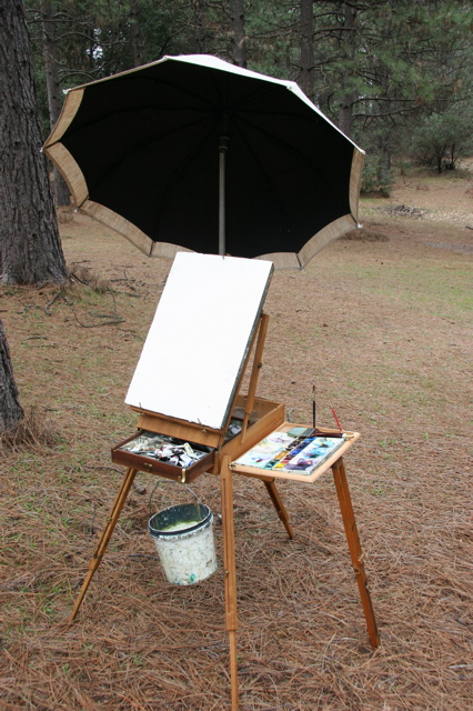 Outdoor Painting Equipment